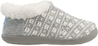 TOMS Toddler Boys House - Slippers Casual - Grey