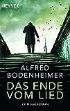 Das Ende vom Lied: Kriminalroman (Rabbi-Klein-Krimis, Band 2) - Alfred Bodenheimer