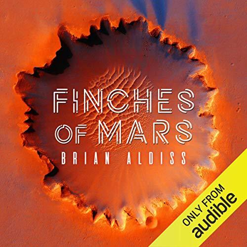 『Finches of Mars』のカバーアート