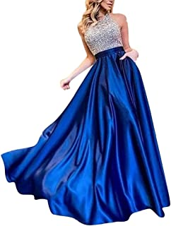 فستان طويل للنساء مقاس كبير 5XL بدون أكمام دانتيل فستان سهرة مناسب ومضيء فستان ماكسي سادة روب فام