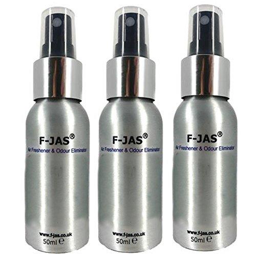 F-JAS - Ambientador y eliminador de olores 50 ml