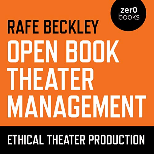 Open Book Theater Management audiobook cover art