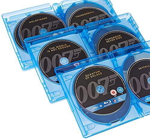 James Bond Collection [Blu-ray] [2017]