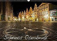 """Schoenes Osnabrueck (Wandkalender 2022 DIN A3 quer): Die Friedensstadt Osnabrueck von Ihrer schoensten Seite: """"Im Abendlicht"""" (Monatskalender, 14 Seiten )"""