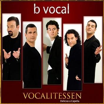 Vocalitessen (Delicias a Capella)