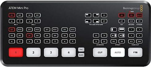 Atem Mini Live Production Mixer