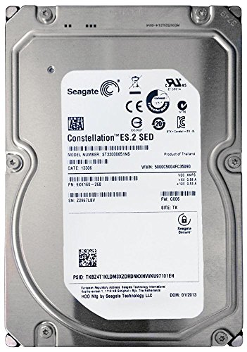 Seagate Constellation ES.2 ST33000651NS - Festplatte - 3 TB