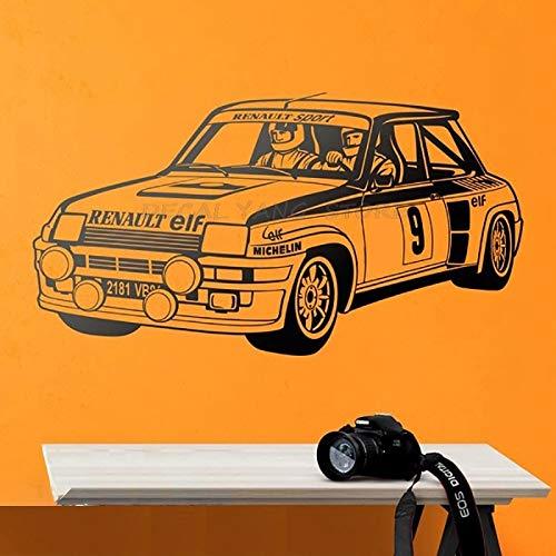 Artista Inicio Pegatinas de vinilo Papel tapiz para sala de estar Pegatinas de pared para coche Challenger