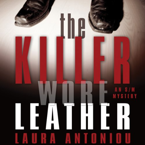 The Killer Wore Leather cover art