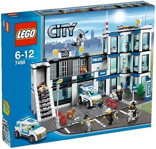 LEGO City 7498 - Polizeistation