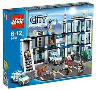LEGO City 7498 - Polizeistation (B0042HOU1M) | Amazon price tracker / tracking, Amazon price history charts, Amazon price watches, Amazon price drop alerts