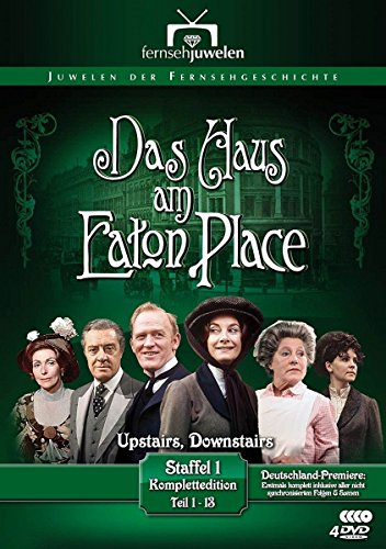 Das Haus am Eaton Place - Staffel 1 Komplettedition: Teil 01-13 [4 DVDs]