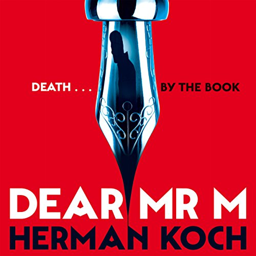 Dear Mr. M audiobook cover art