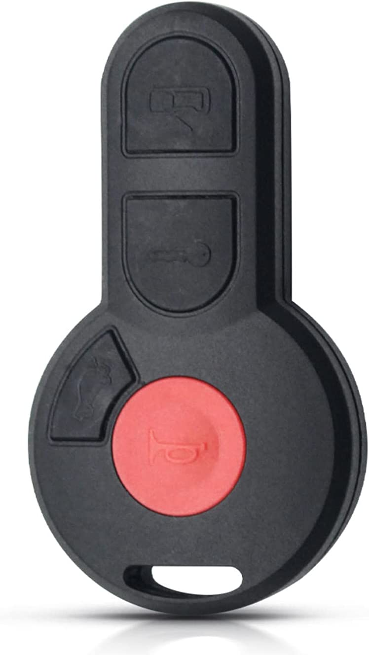 FLJKCT In stock Replacement Remote Car Key Case Shell Quantity limited B VW for Volkswagen