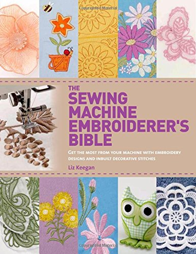 The Sewing Machine Embroiderer