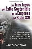 LAS TRES LEYES DEL ÉXITO SOSTENIBLE EN LA EMPRESA DEL SIGLO XXI: Llena tu organización de superhombres y mantén lejos el gorila que todos llevamos dentro.