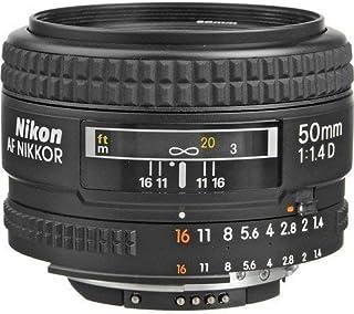 Nikon 50mm f/1.4D AF FX NIKKOR with Auto Focus for Nikon DSLR Cameras