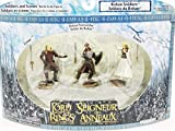 Lord of the Rings Armies of the Middle Earth - Rohan Soldiers 3-pack Figures