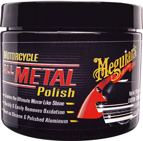best chrome polish for motorcycle exhaust