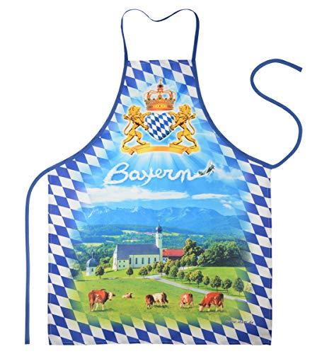 trag-das Schürze - Scherzartikel für Geburtstag Weihnachten Karneval - Bayerisches Voralpenland
