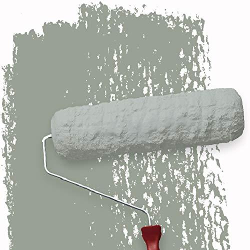 WALLCOVER Colors Wandfarbe Grün Pastell 5 L für Innen Innenfarbe Shadow 2D Matt | Profi Innenwandfarbe in Premium Qualität | weitere Größen und Farbtöne erhältlich