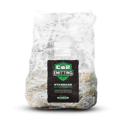 CO2 Emitting Mushroom Kits - Carbon Dioxide Booster (Standard)