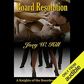 Board Resolution audiobook cover art