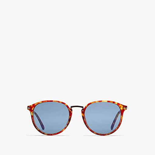 Tortoise Red/Light Blue