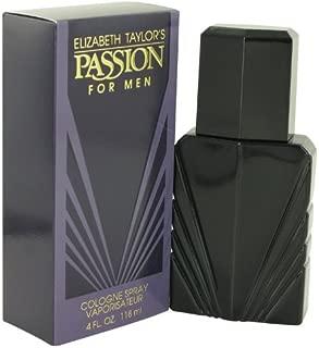 PASSION by Elizabeth Taylor Men's Cologne Spray 4 oz - 100% Authentic