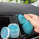 TICARVE Auto Reinigungsgel für den Innenraum, Weicher und Flexibler Tastatur Reiniger,...