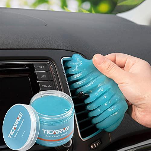 TICARVE Auto Reinigungsgel Bild
