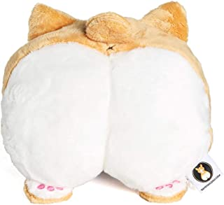 Nayothecorgi Corgi Butt Super Soft Car Neck Pillow
