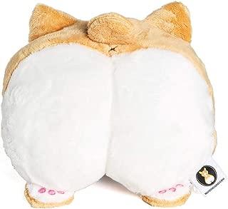 Nayothecorgi Corgi Butt Super Soft Car Neck Pillow