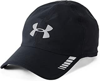Under Armour Men's Men'S Launch Av Cap, Black (Black/Graphite/Silver), One Size