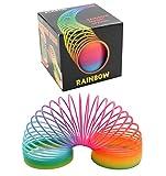 Heinemann 1 x Regenbogenspirale Springspirale Spirale 7,5 cm -