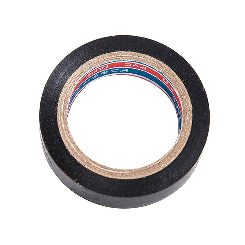 肉冬疑問に思う黒い電線絶縁難燃性プラスチックテープ電気高電圧防水自己粘着テープ
