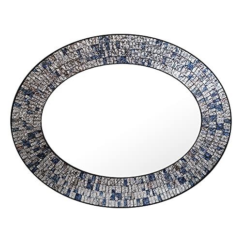 Zorigs Handcrafted Decorative Wall Art Décor Mirror
