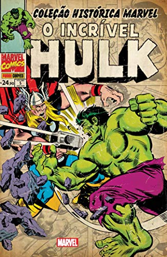 Coleção Histórica Marvel: O Incrível Hulk Vol. 5