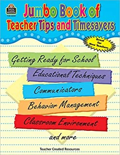 Jumbo Book of Teacher Tips and Timesavers