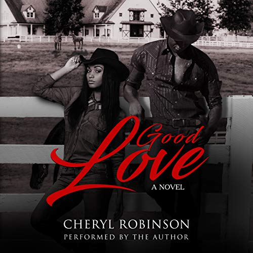 Good Love audiobook cover art