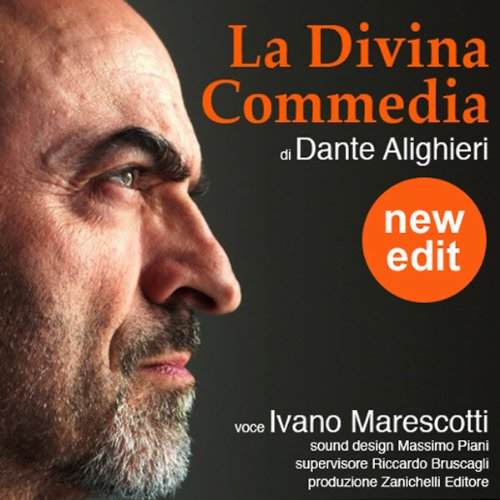 Couverture de La Divina Commedia (New edit)