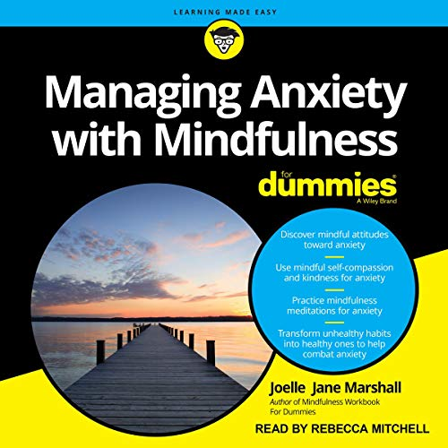 Managing Anxiety with Mindfulness for Dummies Titelbild