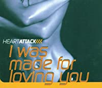 I was made for loving you [Single-CD]
