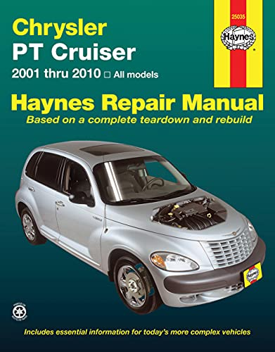 Chrysler PT Cruiser: 2001 thru 2010 All Models (Haynes Manuals)