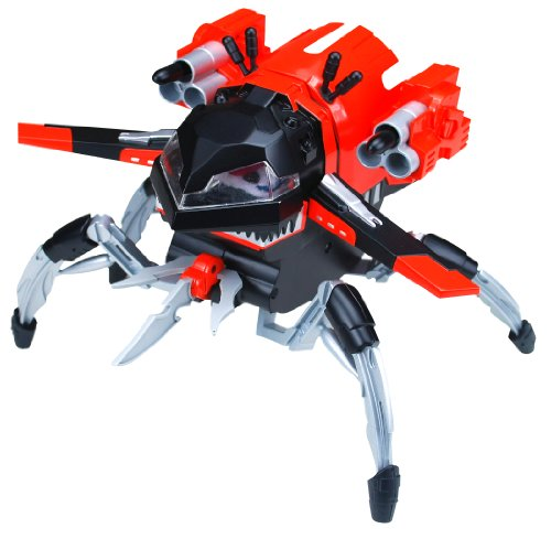 Giochi Preziosi - Kung Zhu - 88777 - Missiles Tireurs - Spider Walker