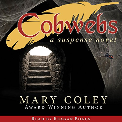 Cobwebs audiobook cover art