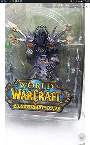 Action Figur WoW Undead Warlock Meryl Felstorm