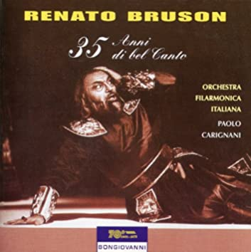 Renato Bruson: 35 Anni di bel Canto