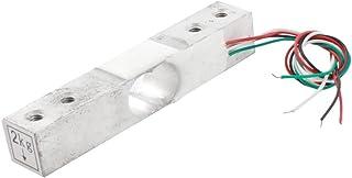 Aexit 3Kg 6.6lb Sensors Aluminium Alloy Mini Load Cell for Portable Vibration Sensors Electronic Scale