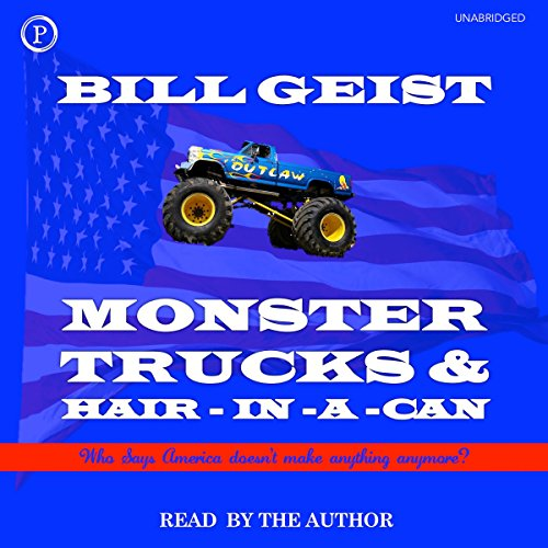 Monster Trucks & Hair-In-A-Can cover art